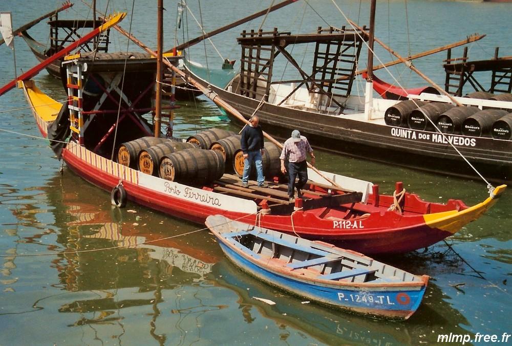 bateau 2 tonneaux