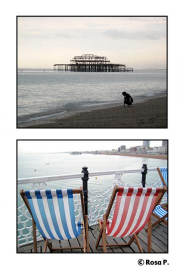 Brighton en rocking chair